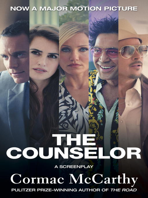 Title details for The Counselor by Cormac McCarthy - Available