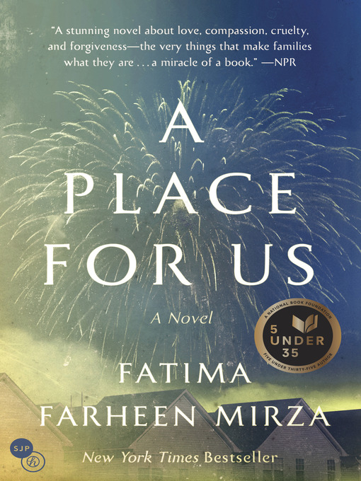 Title details for A Place for Us by Fatima Farheen Mirza - Wait list