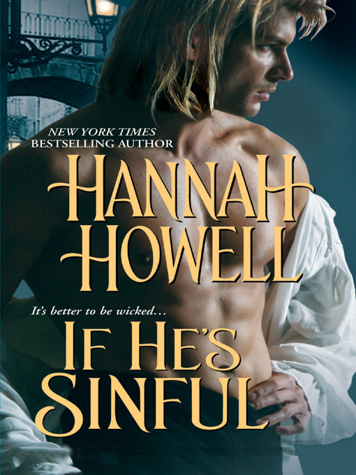 Title details for If He's Sinful by Hannah Howell - Available