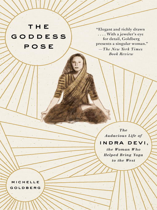 Cover of The Goddess Pose