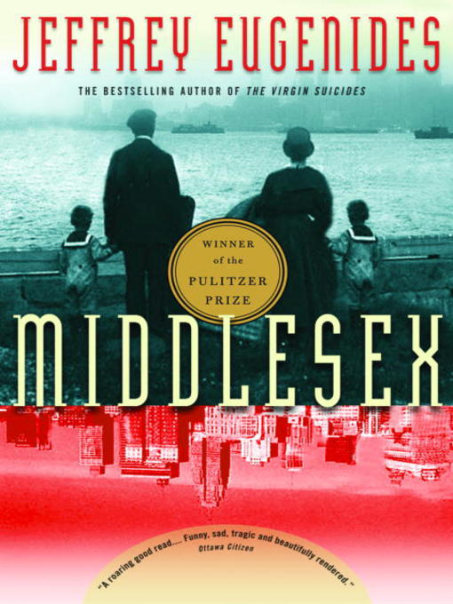 Title details for Middlesex by Jeffrey Eugenides - Available