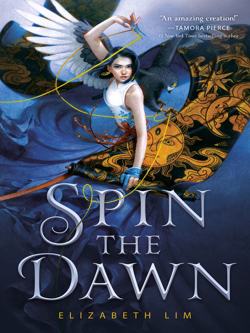 Spin the dawn The Blood of Stars Series, Book 1.