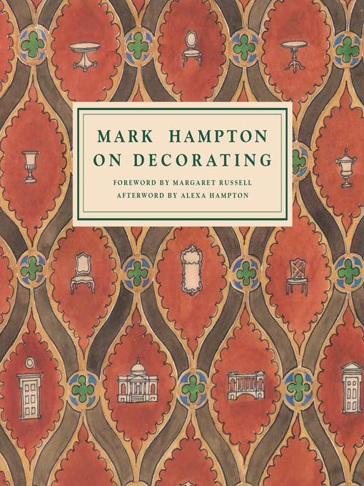 Title details for Mark Hampton On Decorating by Mark Hampton - Available