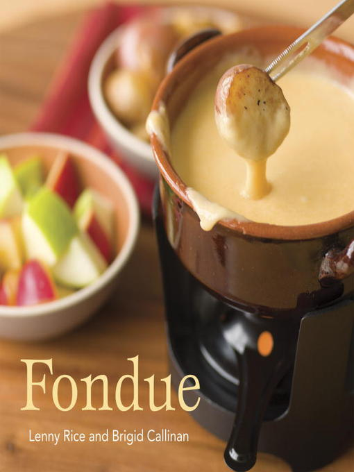 Title details for Fondue by Lenny Rice - Available