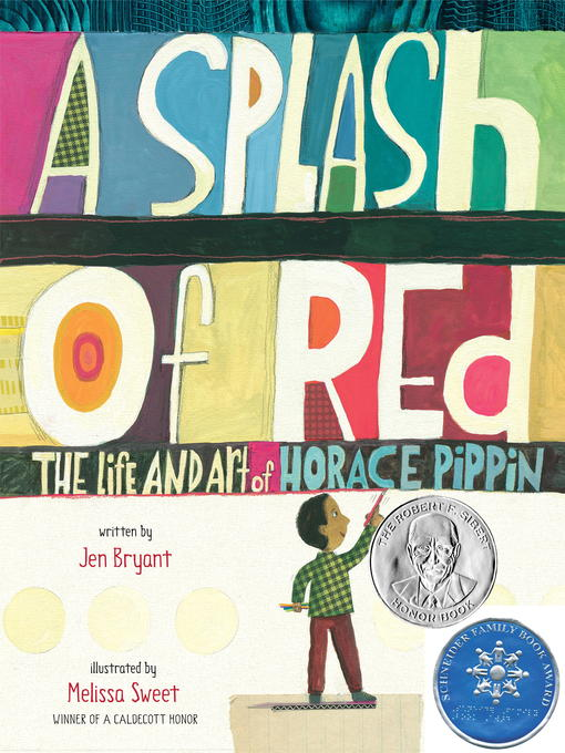 Title details for A Splash of Red by Jen Bryant - Available
