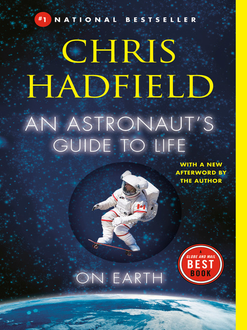 Cover of An Astronaut's Guide to Life on Earth