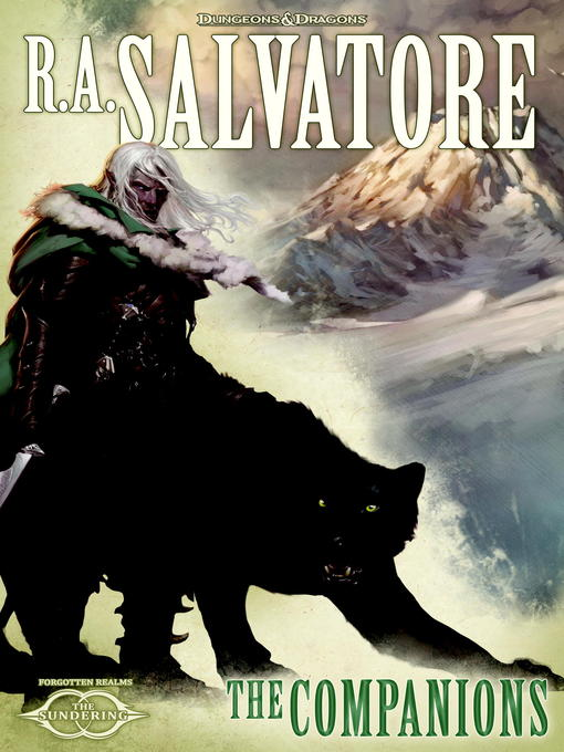 Title details for The Companions by R. A. Salvatore - Available