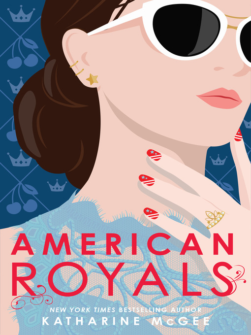 Cover image for book: American Royals