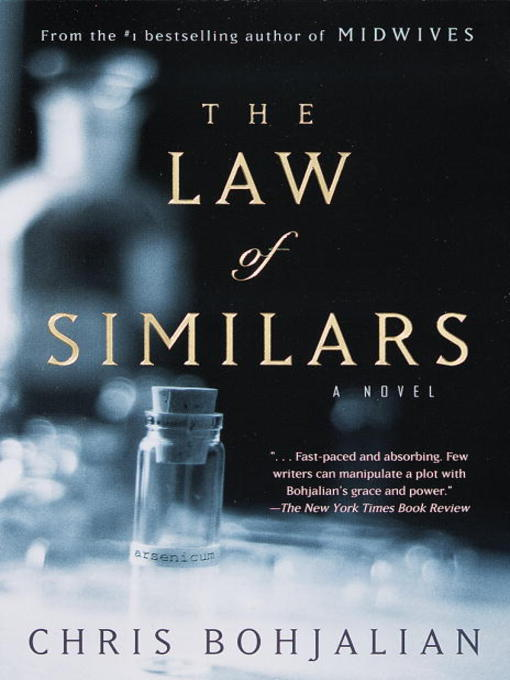 Title details for The Law of Similars by Chris Bohjalian - Available