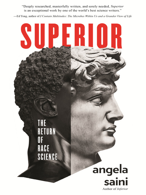 Title details for Superior by Angela Saini - Available