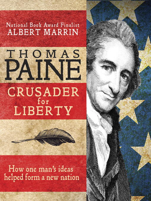 Title details for Thomas Paine by Albert Marrin - Available