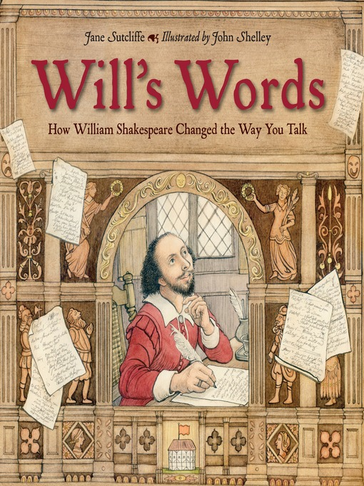 Title details for Will's Words by Jane Sutcliffe - Available