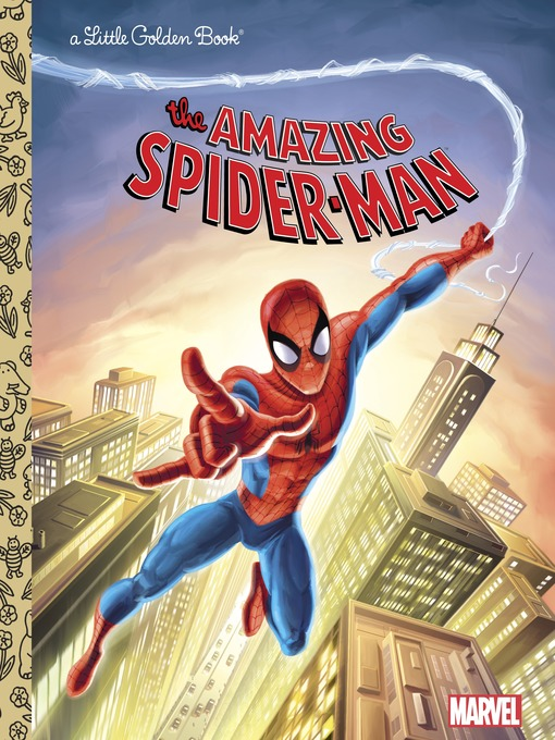 Title details for The Amazing Spider-Man (Marvel: Spider-Man) by Frank Berrios - Available