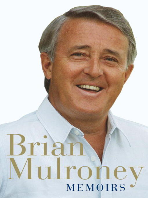 a biography of brian mulroney Caroline anne mulroney, the daughter of brian mulroney, the former canadian prime minister, and mila mulroney of montreal, was married yesterday to andrew polk lapham, a son of joan and lewis h.