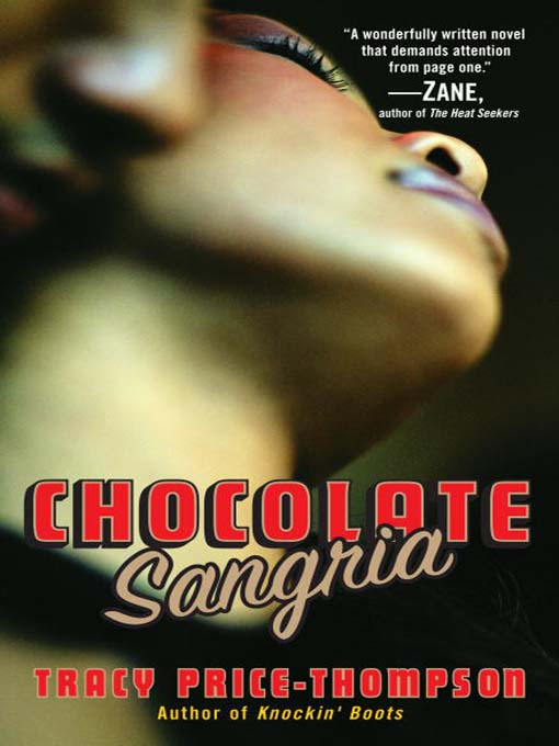 Title details for Chocolate Sangria by Tracy Price-Thompson - Available