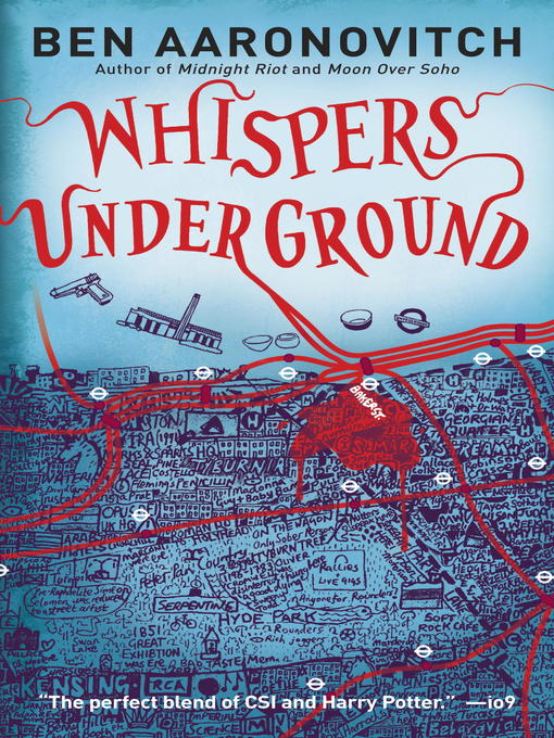 Title details for Whispers Under Ground by Ben Aaronovitch - Wait list
