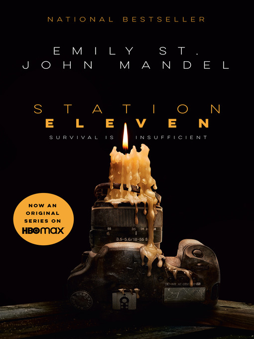 Cover image for book: Station Eleven