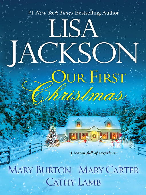 Title details for Our First Christmas by Lisa Jackson - Wait list
