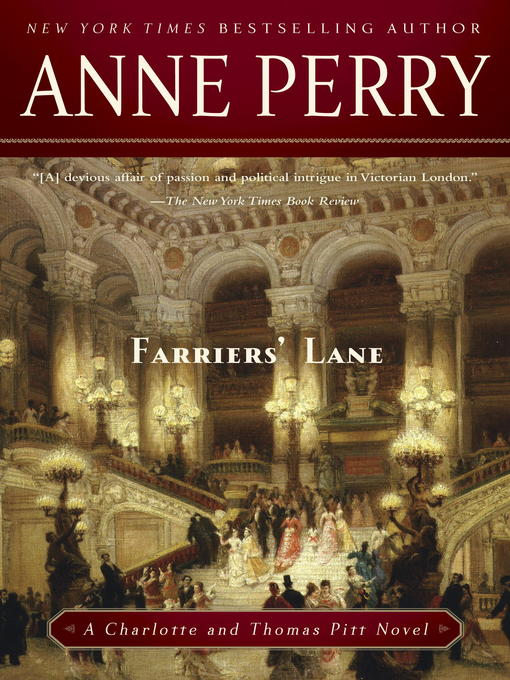 Title details for Farriers' Lane by Anne Perry - Available
