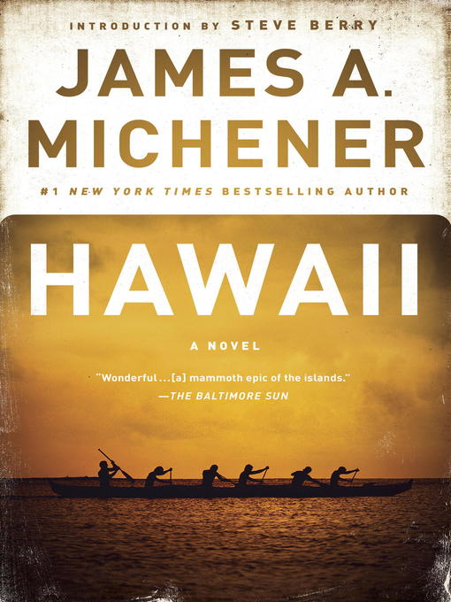 Title details for Hawaii by James A. Michener - Available