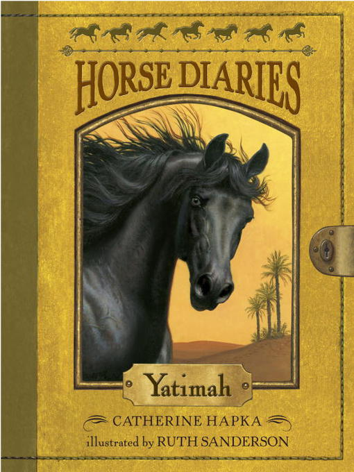 Title details for Yatimah by Catherine Hapka - Available