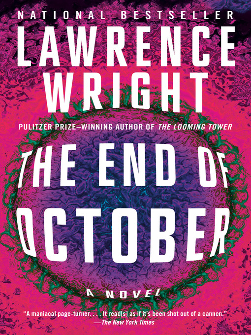 Cover image for The End of October