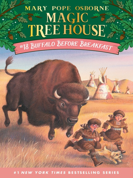 Title details for Buffalo Before Breakfast by Mary Pope Osborne - Available