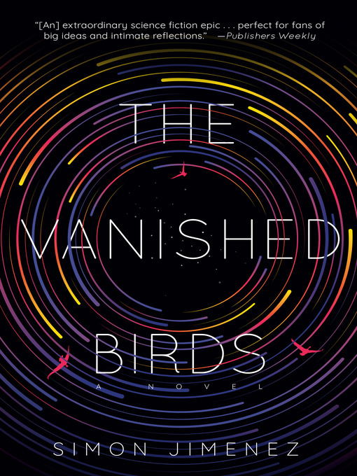 Cover of The Vanished Birds