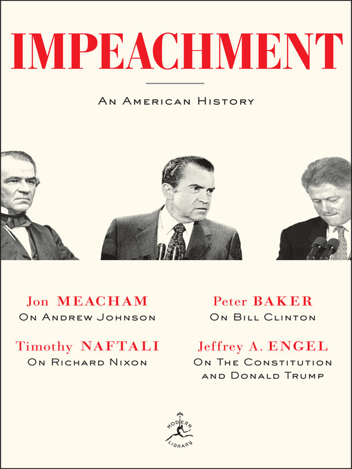 Title details for Impeachment by Jon Meacham - Available
