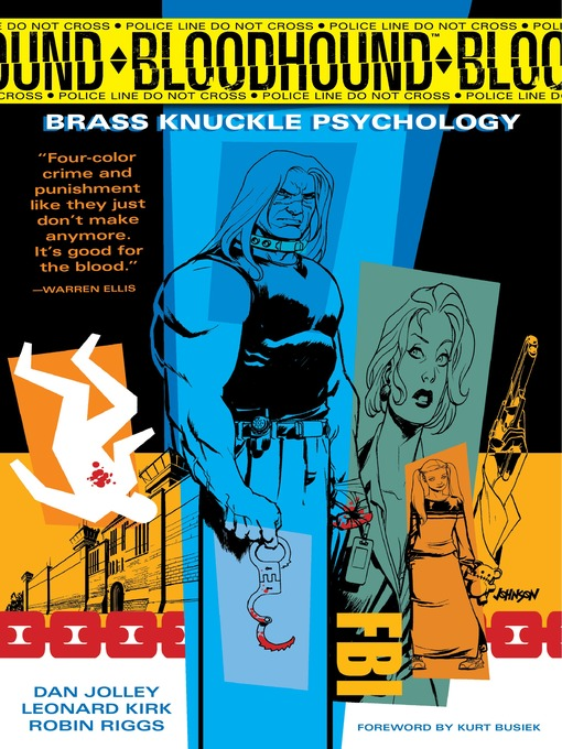 Cover image for Bloodhound (2004), Volume 1