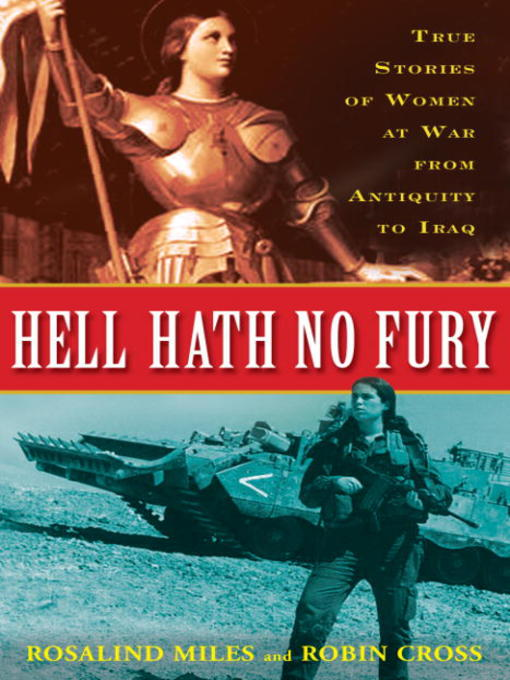 Title details for Hell Hath No Fury by Rosalind Miles - Wait list