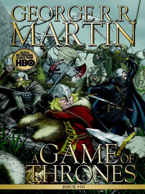 Title details for A Game of Thrones: Comic Book, Issue 10 by George R. R. Martin - Wait list