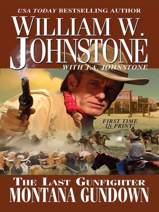Title details for Montana Gundown by William W. Johnstone - Wait list