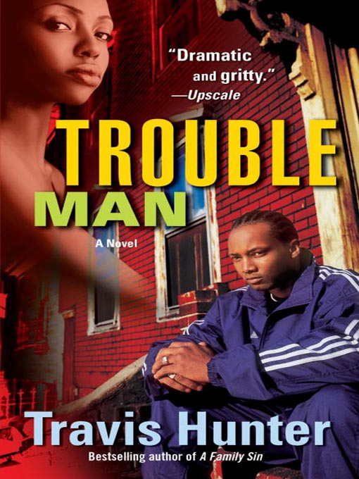 Cover of Trouble Man