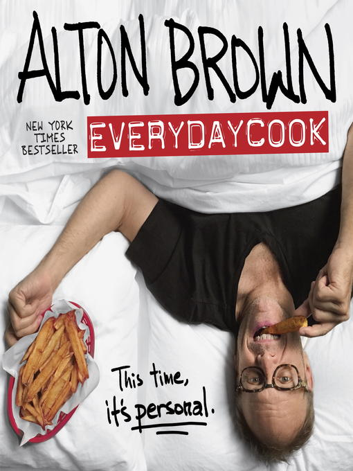Title details for Alton Brown by Alton Brown - Wait list