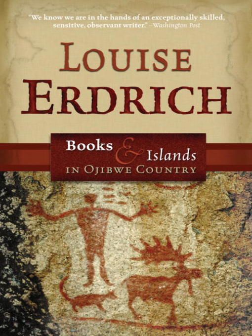 Cover of Books & Islands In Ojibwe Country
