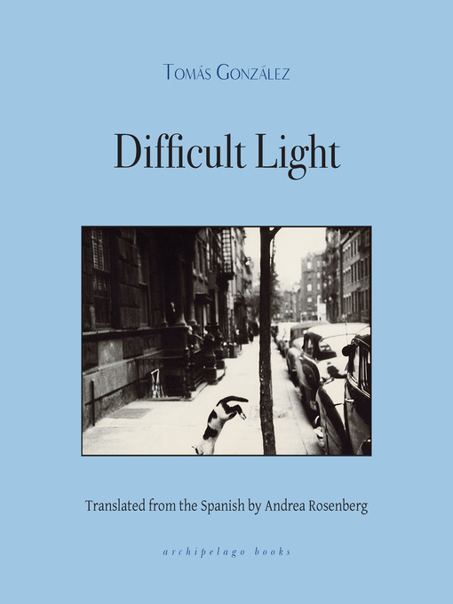 Title details for Difficult Light by Tomas Gonzalez - Available
