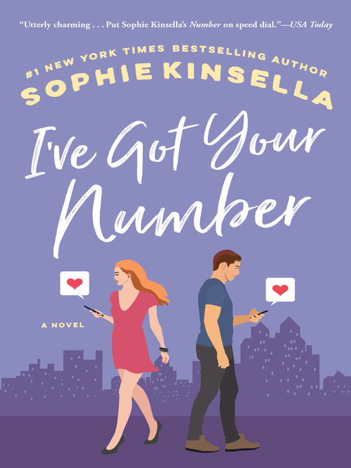 Title details for I've Got Your Number by Sophie Kinsella - Wait list