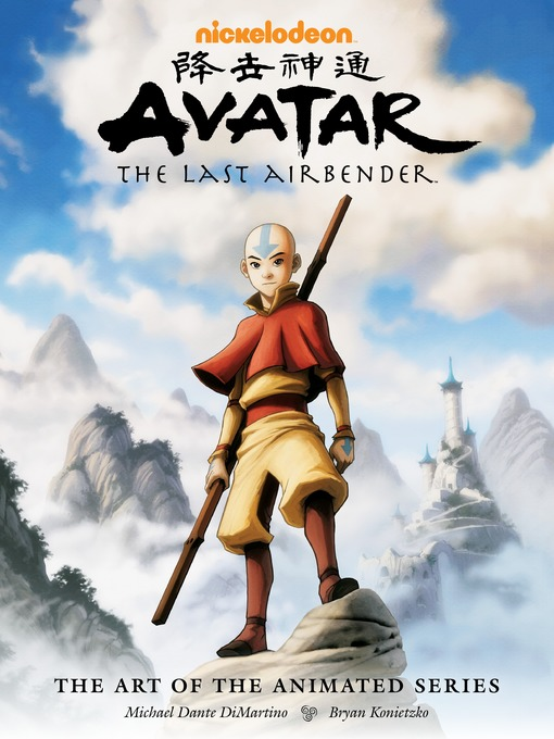 Cover image for Avatar: The Last Airbender - The Art of the Animated Series