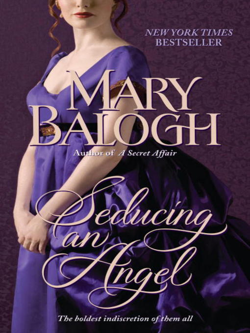 Title details for Seducing an Angel by Mary Balogh - Wait list
