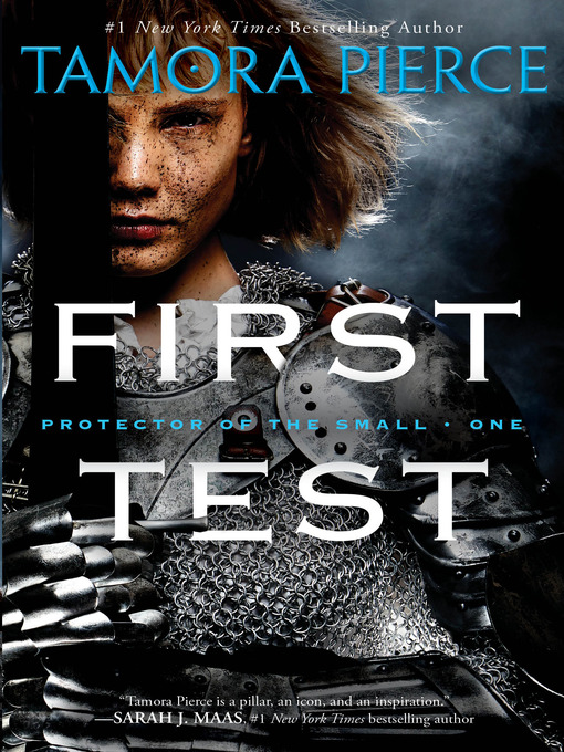 Title details for First Test by Tamora Pierce - Wait list