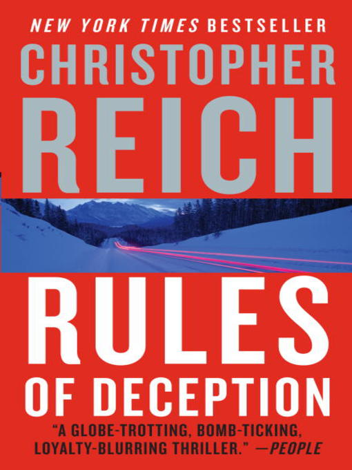 Title details for Rules of Deception by Christopher Reich - Wait list