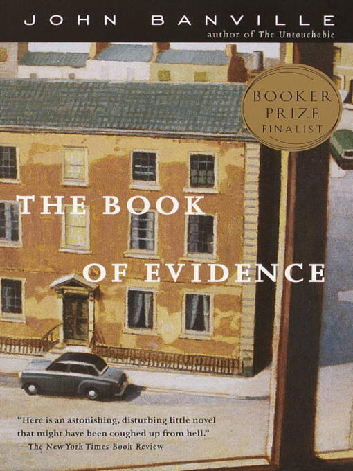 Title details for The Book of Evidence by John Banville - Available