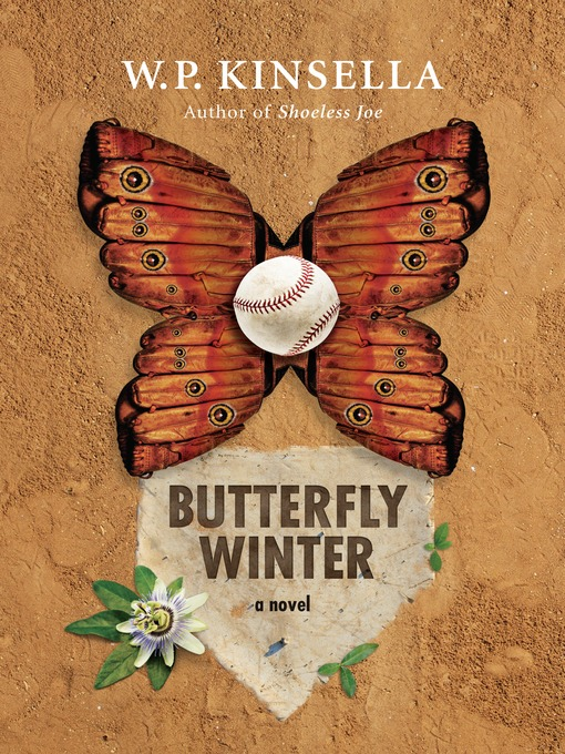 Cover of Butterfly Winter