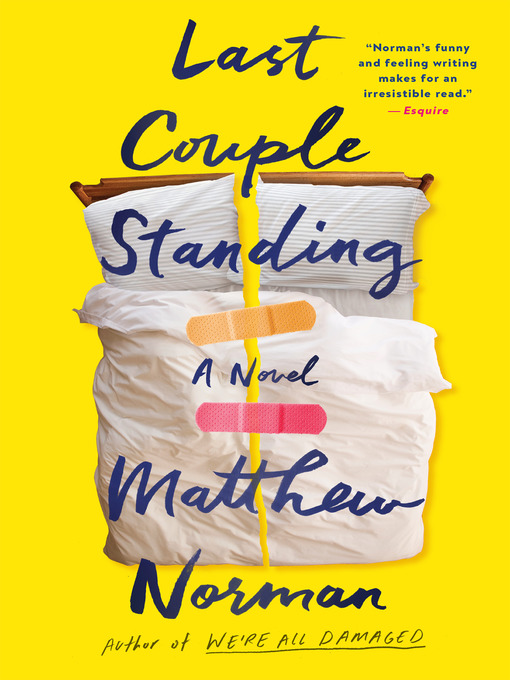 Title details for Last Couple Standing by Matthew Norman - Wait list