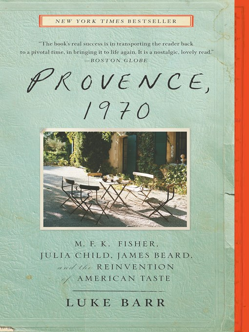 Title details for Provence, 1970 by Luke Barr - Wait list