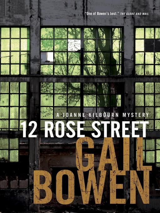 Title details for 12 Rose Street by Gail Bowen - Available