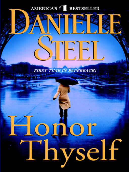 Title details for Honor Thyself by Danielle Steel - Wait list