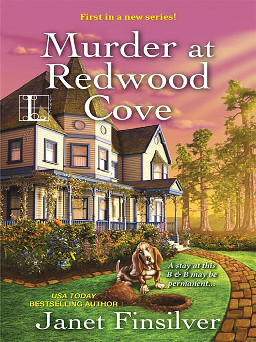Cover of Murder at Redwood Cove