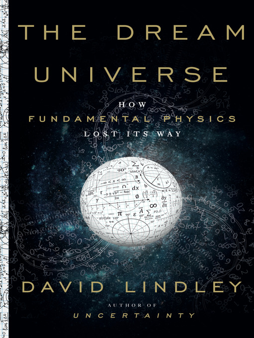 Title details for The Dream Universe by David Lindley - Available
